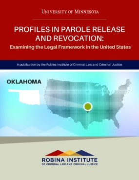 Profiles in Parole Release and Revocation Oklahoma