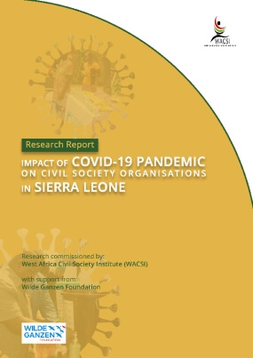 Impact of COVID-19 Pandemic on Civil Society Organisations in Sierra Leone