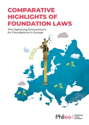 Comparative Highlights of Foundation Laws: The Operating Environment for Foundations in Europe 2021