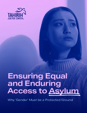 Ensuring Equal and Enduring Access to Asylum: Why 'Gender' Must be a Protected Ground
